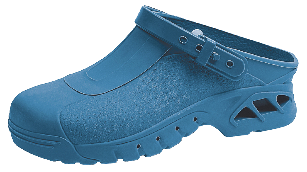 Abeba ESD-Sicherheits-Clogs blau, Gr. 41/42, Paar - Art. Nr. 20010